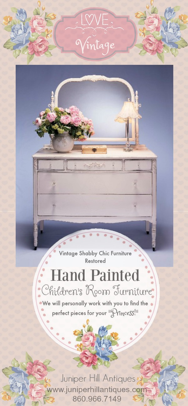 The Best Painted Furniture Available Shabby Chic Farmhouse Beach Cottage And Style