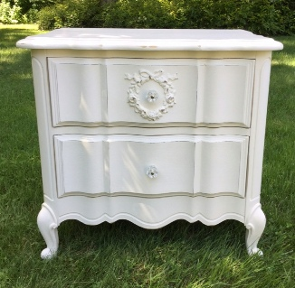 Painted Cottage Nightstand